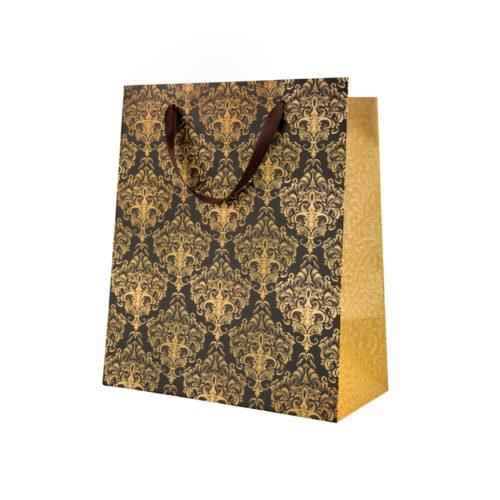 Premium gift bag M Elegant (25 * 20 * 13,6 см.)