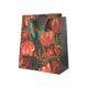 Premium пакет М Тюльпани (25 * 20 * 13,6 см.)
