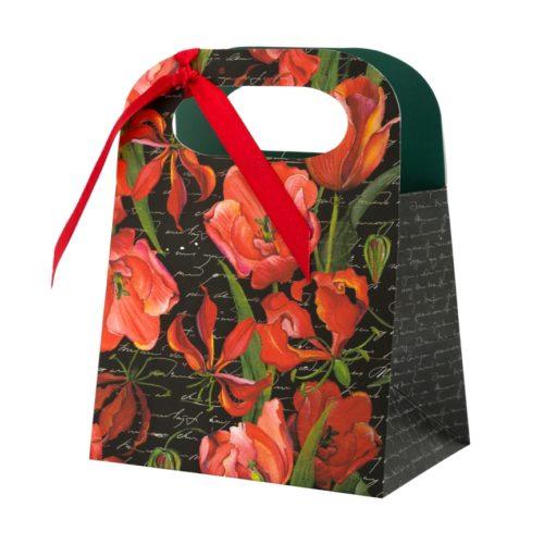 Premium пакет S Тюльпани (15 * 11 * 9 см.)
